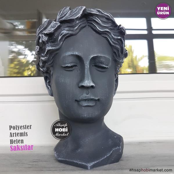 Polyester Artemis Helen Heykel Saksi No 3 Ahsap Hobi Market