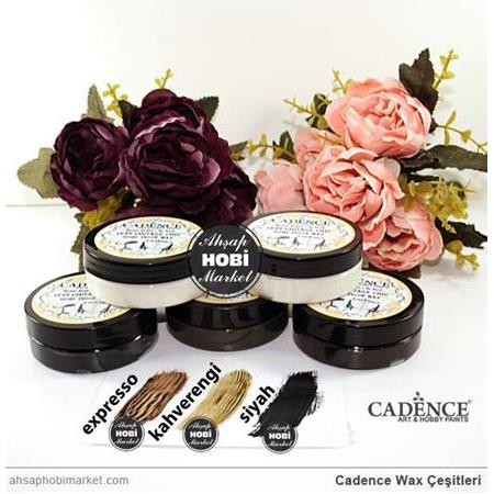Cadence Home Decor Wax - Şeffaf