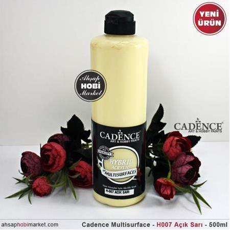 Cadence Multisurface Açık Sarı - H07 - 500ml