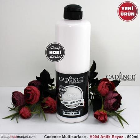 Cadence Multisurface Antik Beyaz - H04 - 500 ml