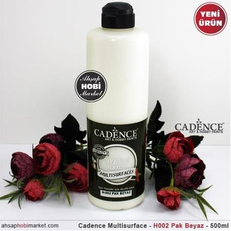 Cadence Multisurface H02 Pak Beyaz - 500 ml